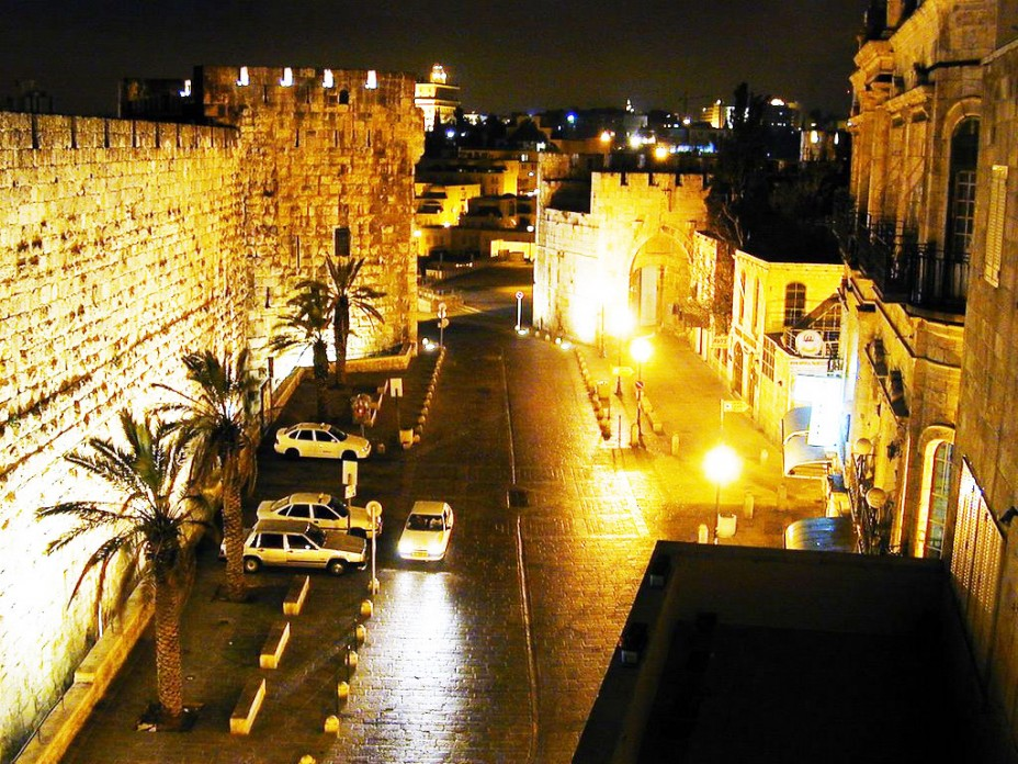Jaffa Gate (Cut)