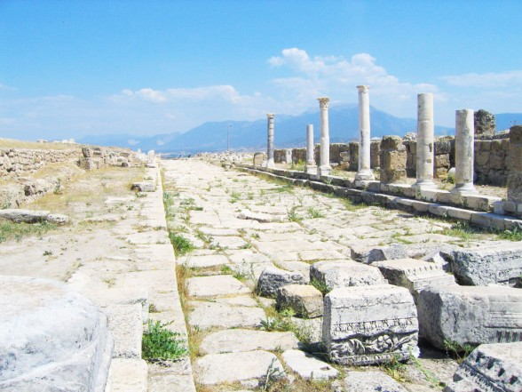 The Church in Laodicea