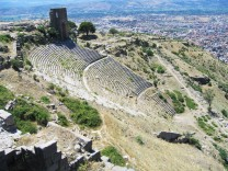The Church in Pergamum