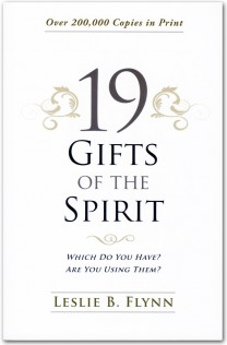 19 Gifts of the Spirit Book