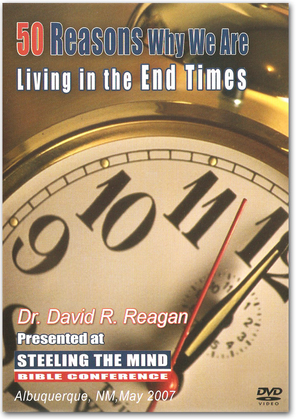 50 Reasons Why We Are Living in the End Times DVD