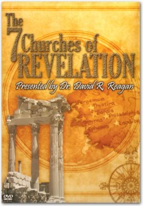 The 7 Churches of Revelation DVD