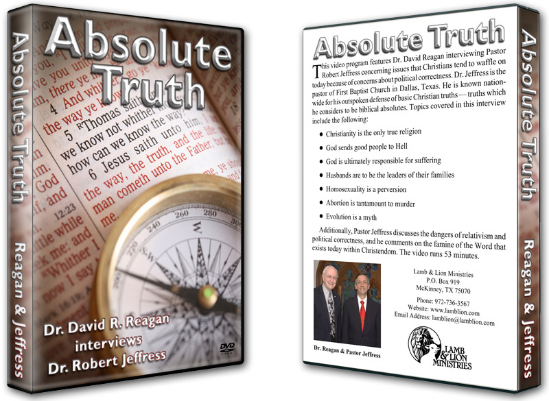 Absolute Truth DVD Both