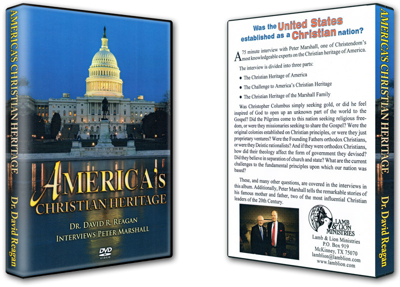 America's Christian Heritage DVD Both