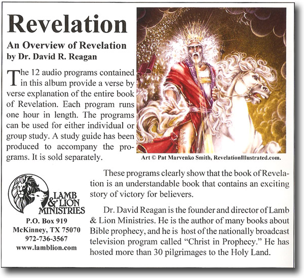 An Overview of Revelation Back