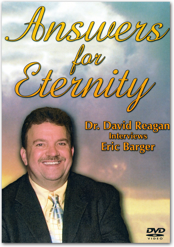 Answers For Eternity DVD