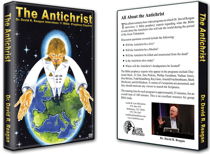 The Antichrist DVD Both