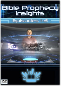 Bible Prophecy Insights Episodes 1-3 DVD