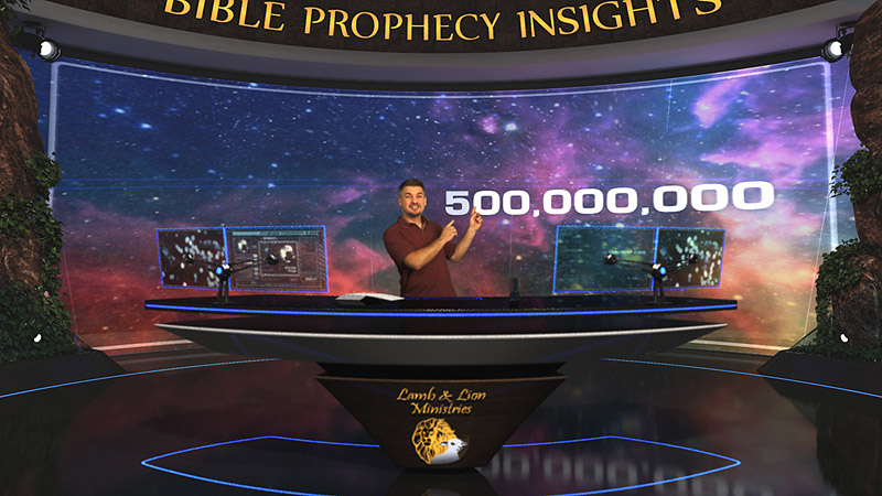 Bible Prophecy Insights Episodes 1-3 DVD Numbers