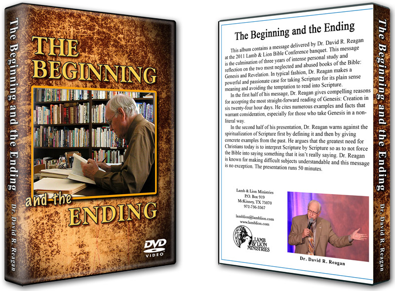 The Beginning and the Ending DVD Both