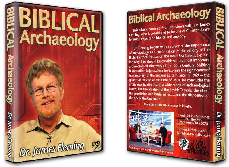 Biblical Archaeology DVD Both
