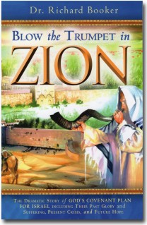 Blow the Trumpet in Zion Book