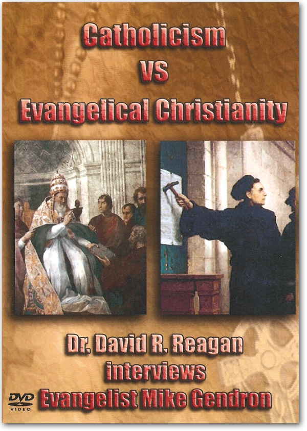 Catholicism vs Evangelical Christianity DVD