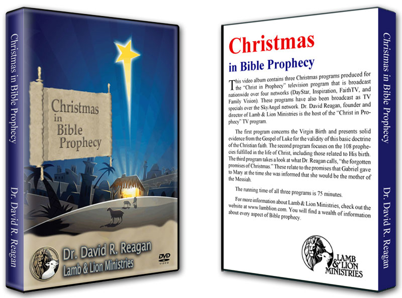 Christmas in Bible Prophecy DVD Both
