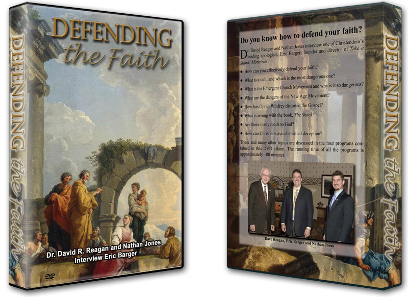 Defending the Faith DVD Both