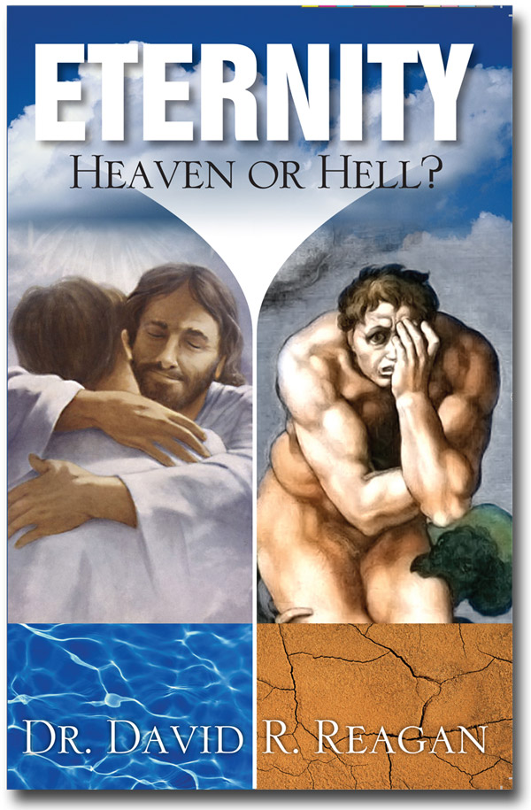 Eternity: Heaven or Hell Book
