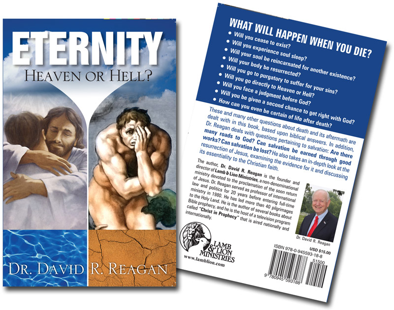 Eternity: Heaven or Hell Book Both