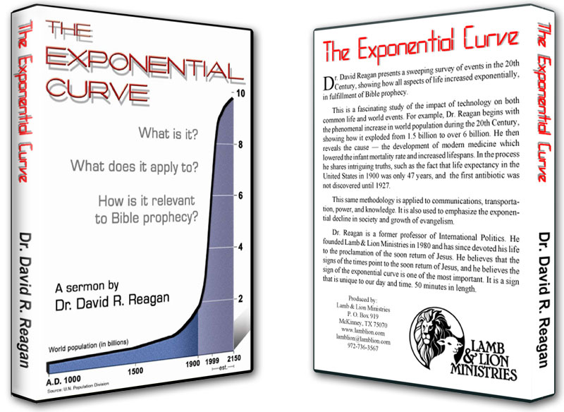 The Exponential Curve DVD Both