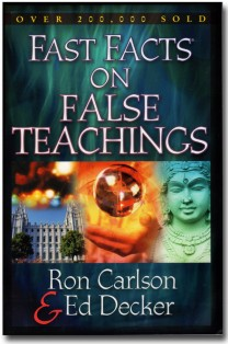 Fast Facts on False Teachings Book