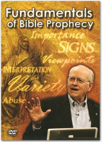 Fundamentals of Bible Prophecy DVD