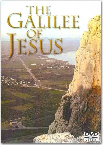 The Galilee of Jesus DVD