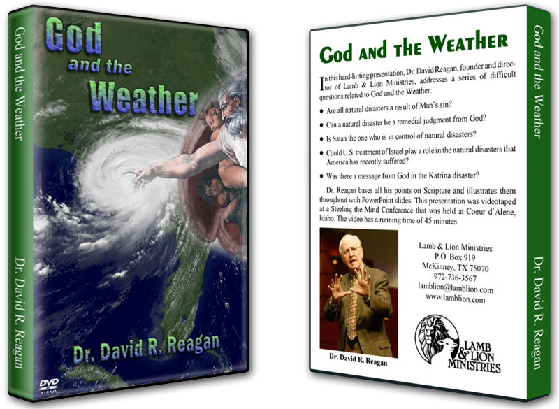 God and the Weather DVD Both