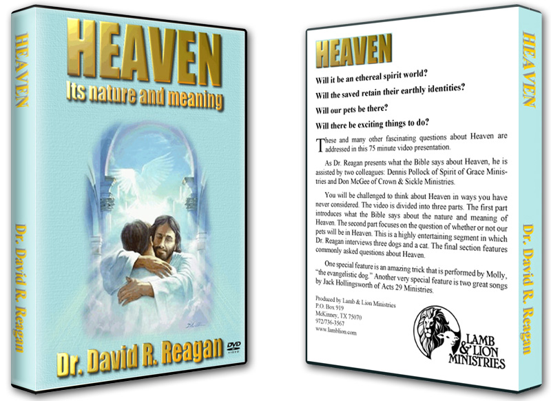 Heaven DVD Both