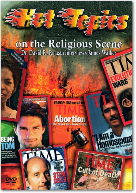 Hot Topics on the Religious Scene DVD