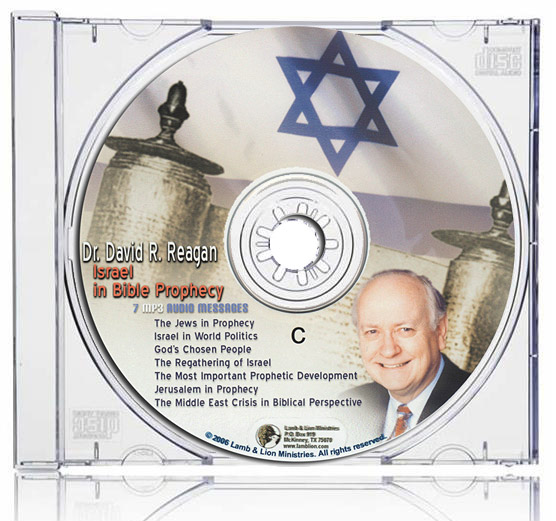 Israel in Bible Prophecy MP3 Collection Case