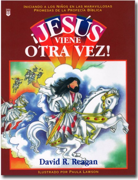Jesus is Coming Again! (Spanish) Book