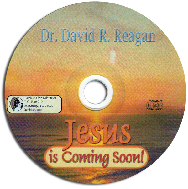 Jesus is Coming Soon CD