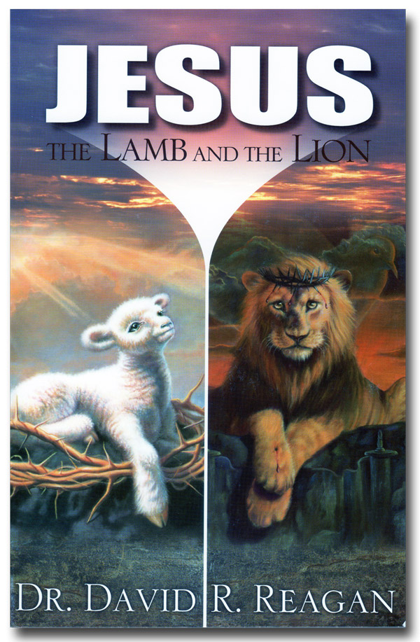 Jesus the Lamb and the Lion Book