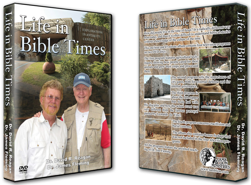 Life in Bible Times DVD Both