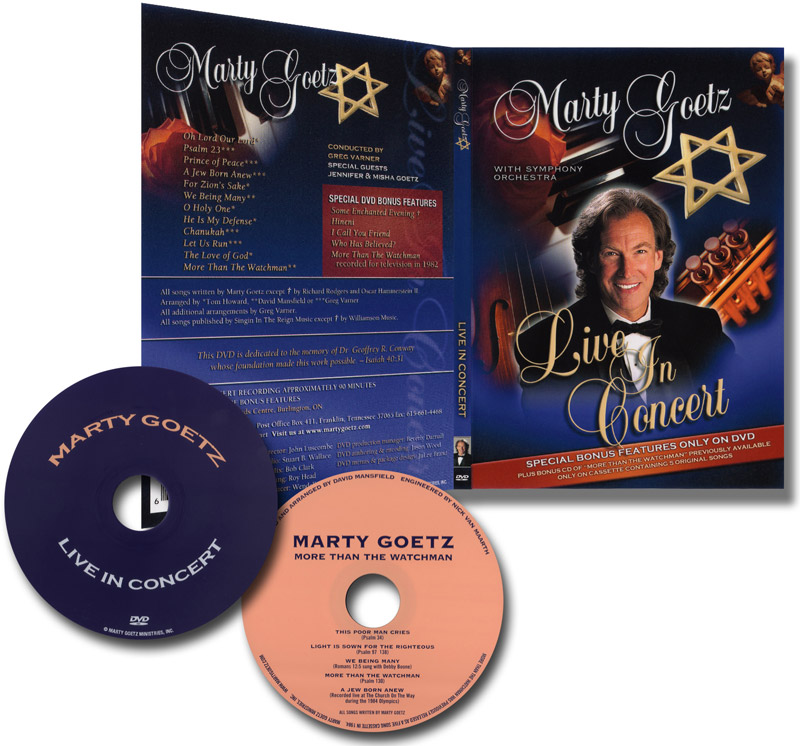 Marty Goetz DVD Both