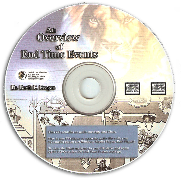 An Overview of End-Time Events CD