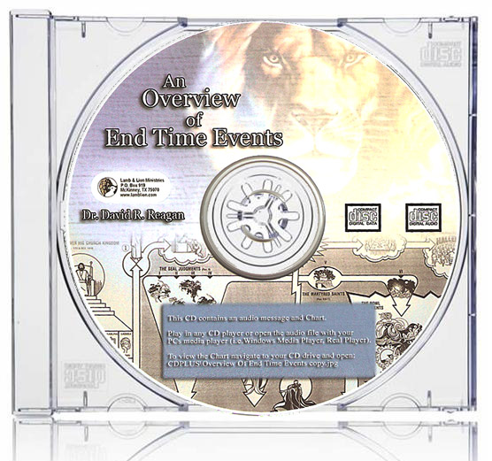 An Overview of End-Time Events CD Case