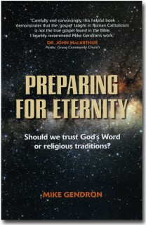 Preparing for Eternity Book