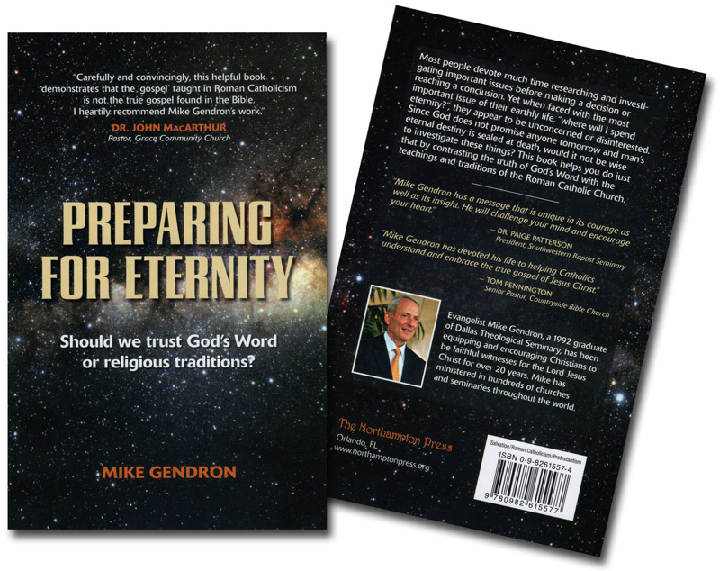 Preparing for Eternity Book Both