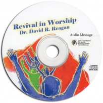 Revival in Worship CD