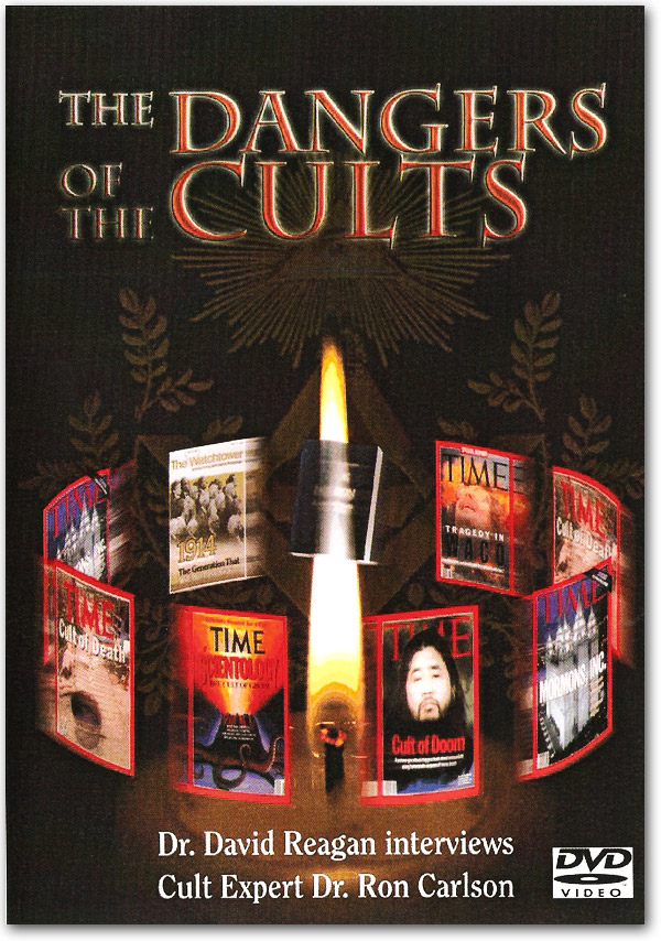 he Dangers of the Cults DVD