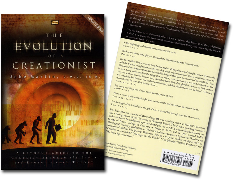 The Evolution of a Creationist Book Both