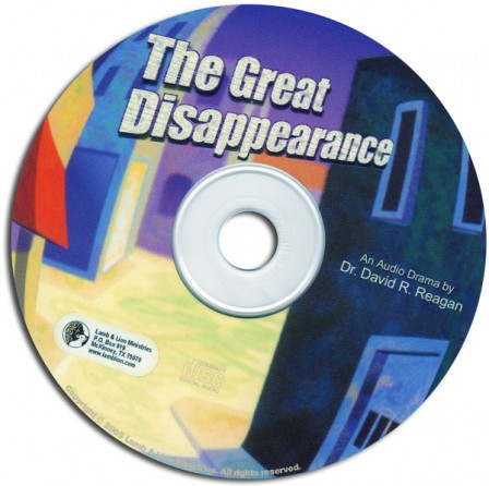 The Great Disappearance CD