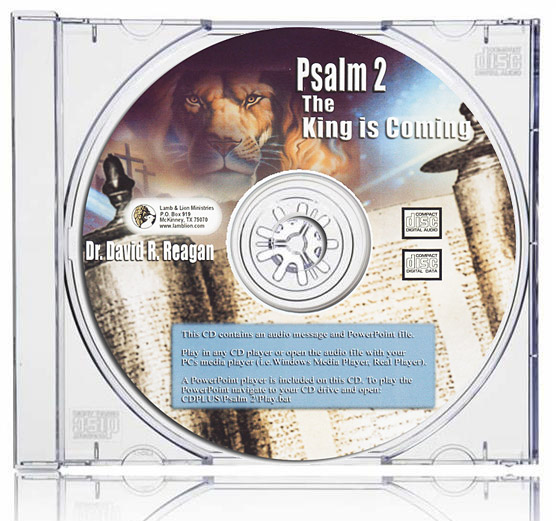 The King is Coming CD Case