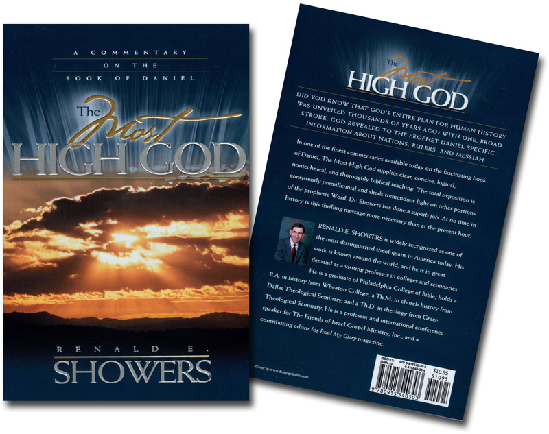 The Most High God Book Both