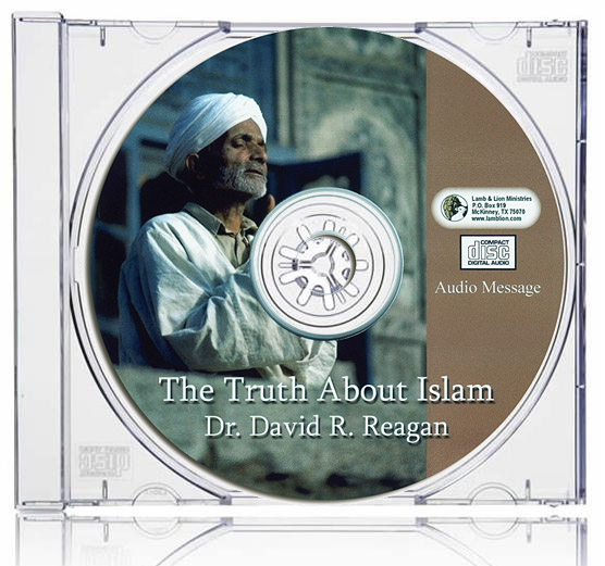 The Truth About Islam CD Case