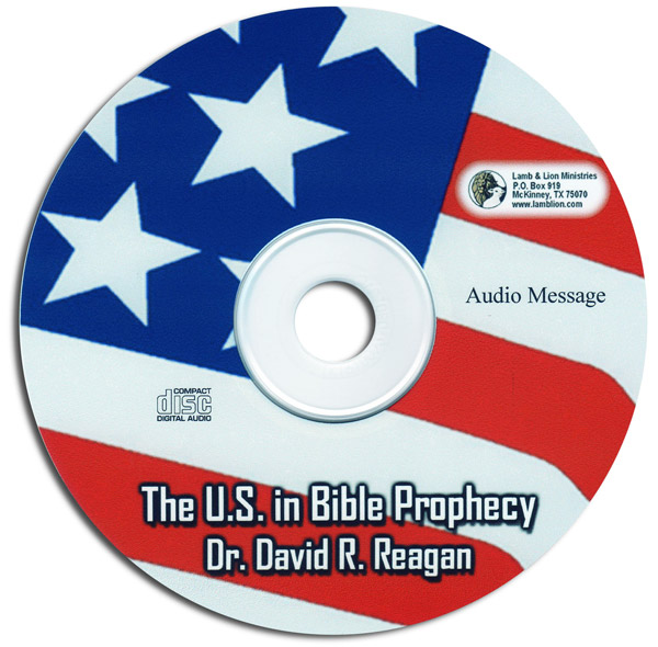 The United States in Bible Prophecy CD