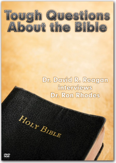 Tough Questions About the Bible DVD