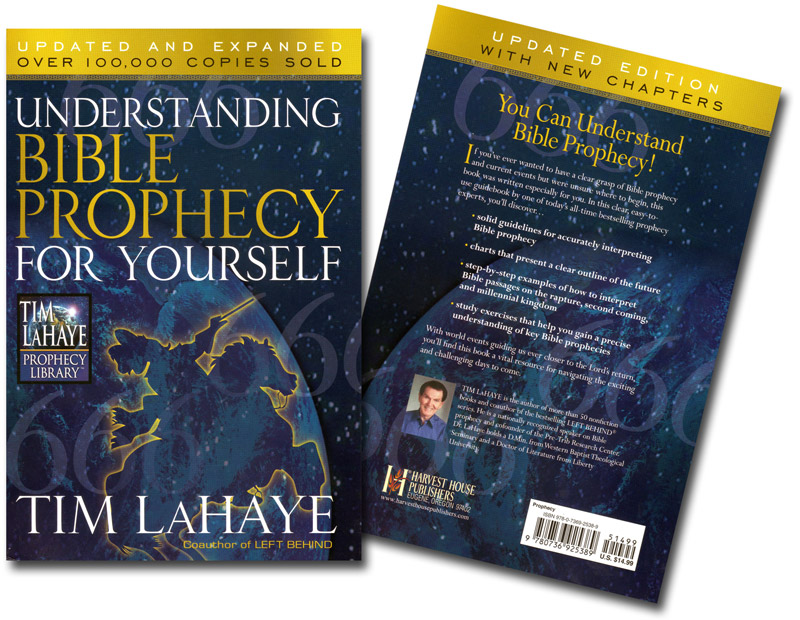 Understanding Bible Prophecy For Yourself Book Both