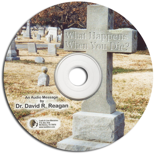What Happens When You Die? CD