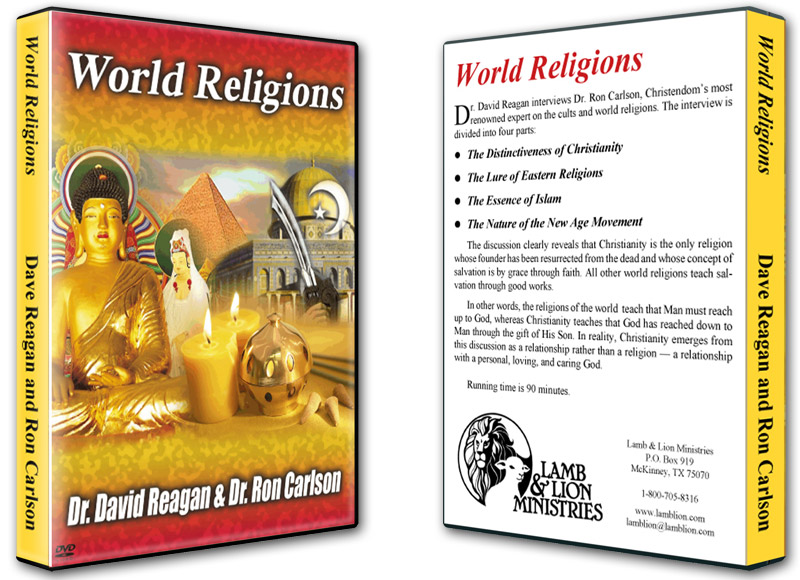 World Religions DVD Both